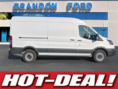 2018 Transit 150 Med Roof 4x2,  Empty Cargo Van #J6394 - photo 1