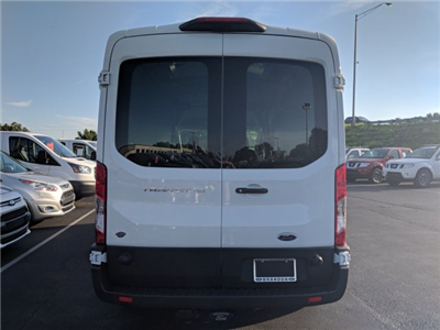 2018 Transit 150 Med Roof 4x2,  Empty Cargo Van #J6394 - photo 4