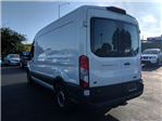 2018 Transit 150 Med Roof 4x2,  Empty Cargo Van #J6394 - photo 5