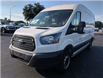 2018 Transit 150 Med Roof 4x2,  Empty Cargo Van #J6394 - photo 6