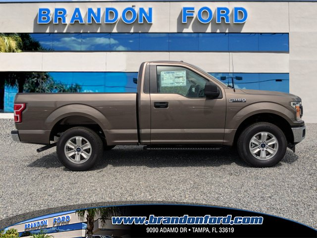 2018 F-150 Regular Cab 4x2,  Pickup #J6407 - photo 1