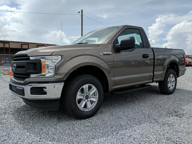 2018 F-150 Regular Cab 4x2,  Pickup #J6407 - photo 5