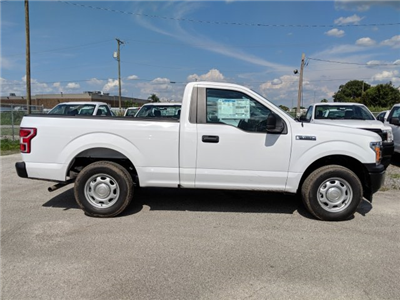 2018 F-150 Regular Cab 4x2,  Pickup #J6411 - photo 6