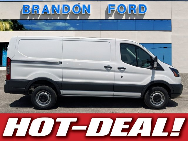 2018 Transit 250 Low Roof 4x2,  Empty Cargo Van #J6428 - photo 1