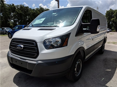 2018 Transit 250 Low Roof 4x2,  Empty Cargo Van #J6428 - photo 7