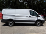 2018 Transit 250 Low Roof 4x2,  Empty Cargo Van #J6428 - photo 3