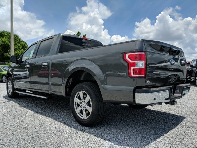 2018 F-150 SuperCrew Cab 4x2,  Pickup #J6446 - photo 4
