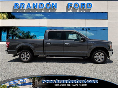 2018 F-150 SuperCrew Cab 4x2,  Pickup #J6446 - photo 1