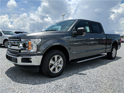 2018 F-150 SuperCrew Cab 4x2,  Pickup #J6446 - photo 5
