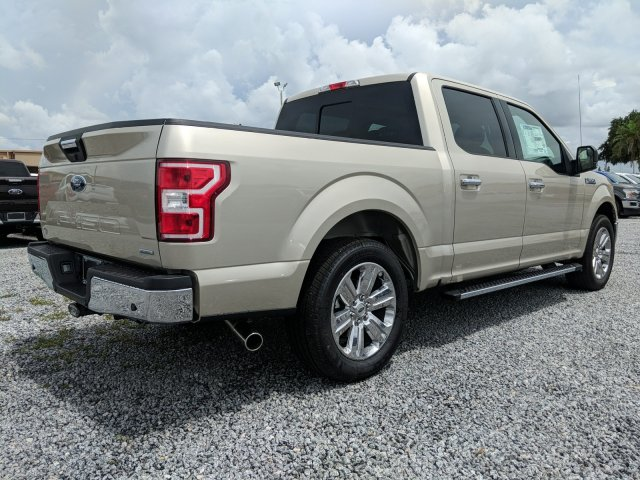 2018 F-150 SuperCrew Cab 4x2,  Pickup #J6459 - photo 2