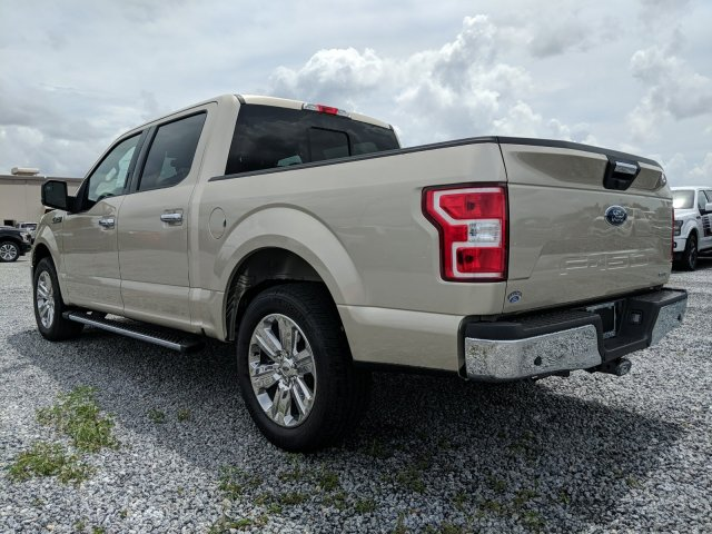 2018 F-150 SuperCrew Cab 4x2,  Pickup #J6459 - photo 4