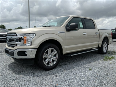 2018 F-150 SuperCrew Cab 4x2,  Pickup #J6459 - photo 5