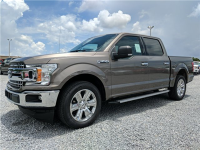 2018 F-150 SuperCrew Cab 4x2,  Pickup #J6469 - photo 5