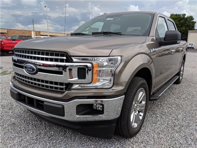 2018 F-150 SuperCrew Cab 4x2,  Pickup #J6482 - photo 5