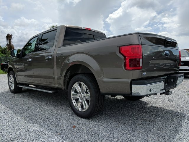 2018 F-150 SuperCrew Cab 4x2,  Pickup #J6489 - photo 4