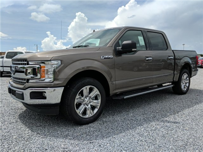 2018 F-150 SuperCrew Cab 4x2,  Pickup #J6489 - photo 5