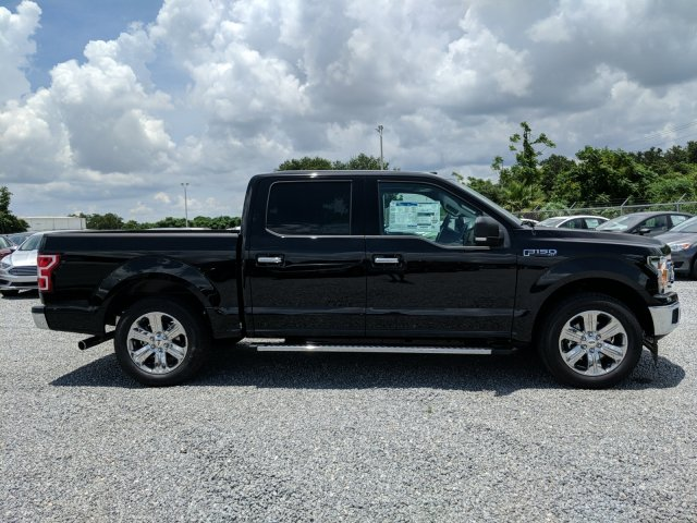 2018 F-150 SuperCrew Cab 4x2,  Pickup #J6495 - photo 3