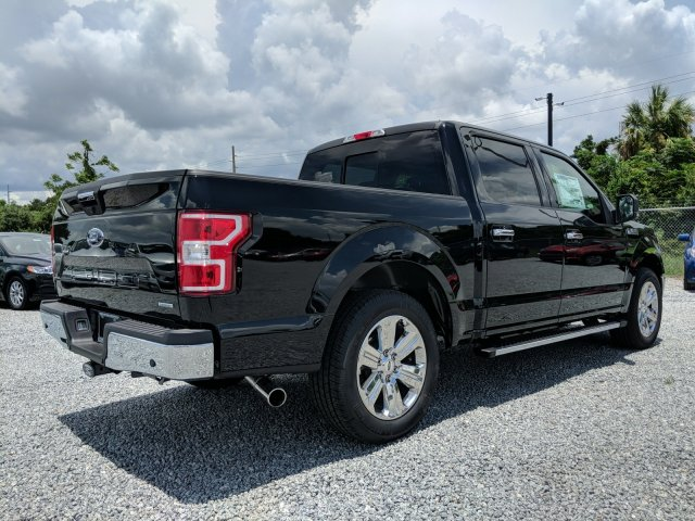 2018 F-150 SuperCrew Cab 4x2,  Pickup #J6495 - photo 2