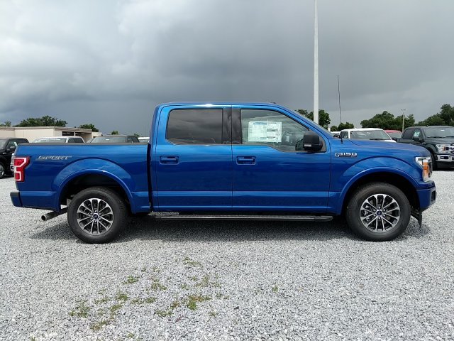 2018 F-150 SuperCrew Cab 4x2,  Pickup #J6515 - photo 26