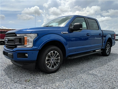 2018 F-150 SuperCrew Cab 4x2,  Pickup #J6515 - photo 5