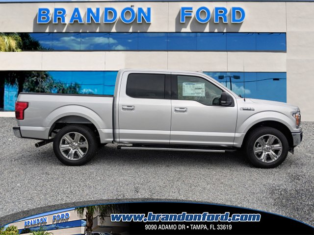 2018 F-150 SuperCrew Cab 4x2,  Pickup #J6545 - photo 1