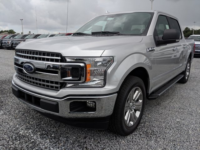 2018 F-150 SuperCrew Cab 4x2,  Pickup #J6545 - photo 5