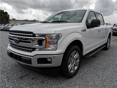 2018 F-150 SuperCrew Cab 4x2,  Pickup #J6562 - photo 5