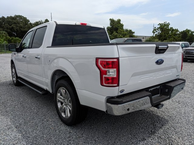 2018 F-150 SuperCrew Cab 4x2,  Pickup #J6580 - photo 4