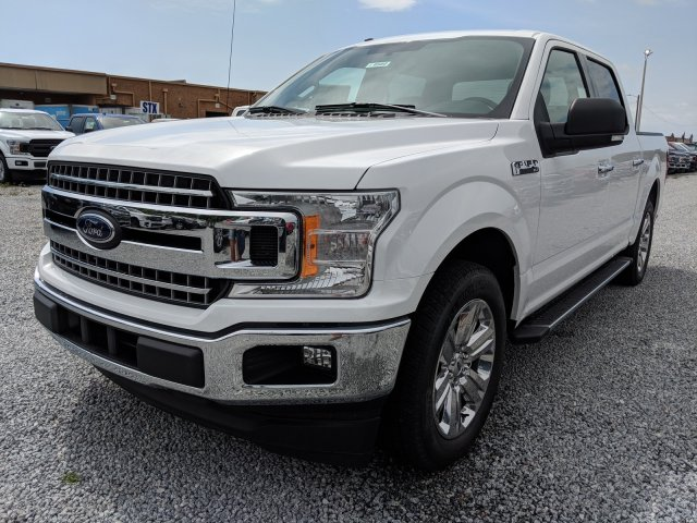 2018 F-150 SuperCrew Cab 4x2,  Pickup #J6580 - photo 5