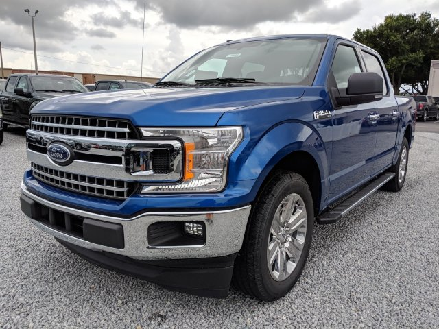 2018 F-150 SuperCrew Cab 4x2,  Pickup #J6584 - photo 5