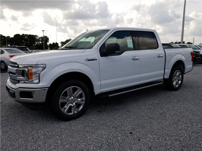 2018 F-150 SuperCrew Cab 4x2,  Pickup #J6617 - photo 5