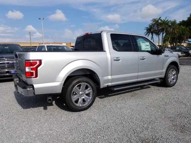 2018 F-150 SuperCrew Cab 4x2,  Pickup #J6629 - photo 2