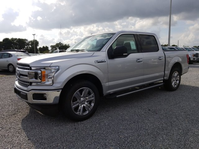 2018 F-150 SuperCrew Cab 4x2,  Pickup #J6629 - photo 5