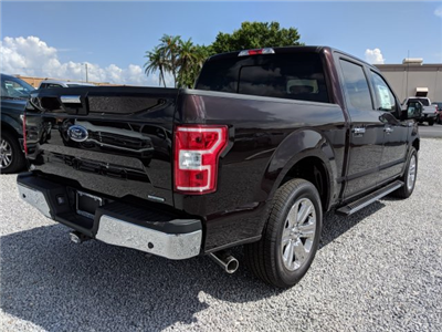 2018 F-150 SuperCrew Cab 4x2,  Pickup #J6650 - photo 2