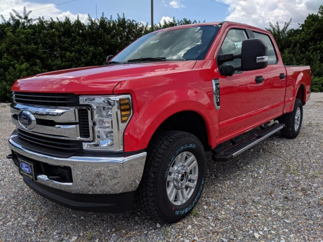 2018 F-250 Crew Cab 4x4,  Pickup #J6657 - photo 5