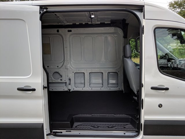 2018 Transit 150 Med Roof 4x2,  Empty Cargo Van #J7084 - photo 12