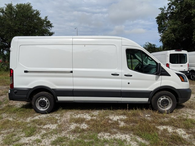 2018 Transit 150 Med Roof 4x2,  Empty Cargo Van #J7084 - photo 3