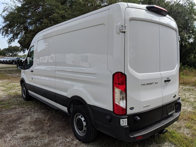 2018 Transit 150 Med Roof 4x2,  Empty Cargo Van #J7084 - photo 5