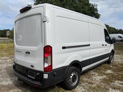 2018 Transit 150 Med Roof 4x2,  Empty Cargo Van #J7084 - photo 2