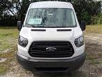 2018 Transit 150 Med Roof 4x2,  Empty Cargo Van #J7084 - photo 7