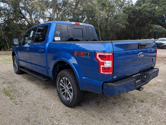 2018 F-150 SuperCrew Cab 4x4,  Pickup #J7121 - photo 4