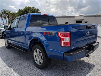 2018 F-150 SuperCrew Cab 4x4,  Pickup #J7154 - photo 4