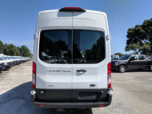 2018 Transit 350 HD High Roof DRW 4x2,  Empty Cargo Van #J7220 - photo 4
