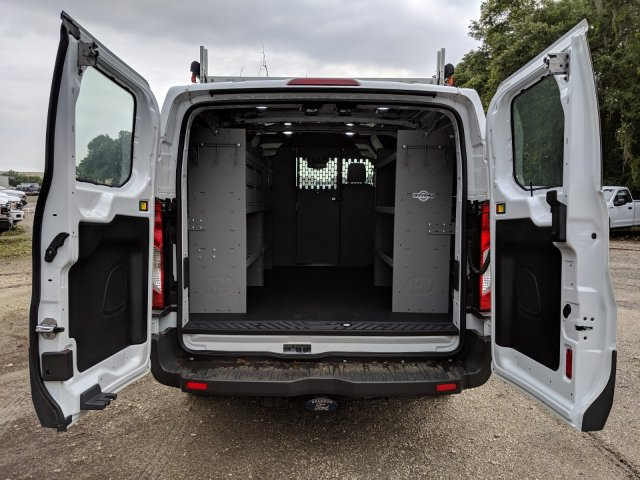 2018 Transit 250 Low Roof 4x2,  Empty Cargo Van #J7249 - photo 14