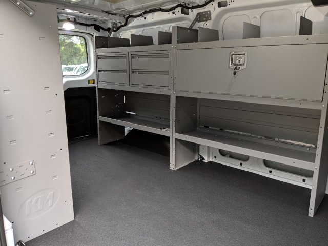 2018 Transit 250 Low Roof 4x2,  Empty Cargo Van #J7249 - photo 8