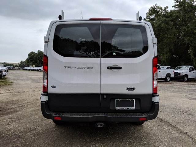 2018 Transit 250 Low Roof 4x2,  Empty Cargo Van #J7249 - photo 10