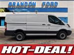 2018 Transit 250 Low Roof 4x2,  Empty Cargo Van #J7249 - photo 1