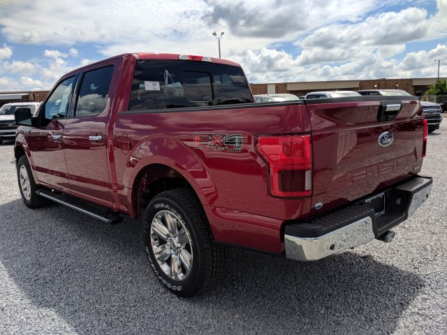 2018 F-150 SuperCrew Cab 4x4,  Pickup #J7267 - photo 4