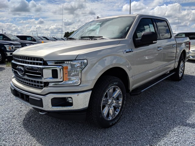 2018 F-150 SuperCrew Cab 4x4,  Pickup #J7275 - photo 5