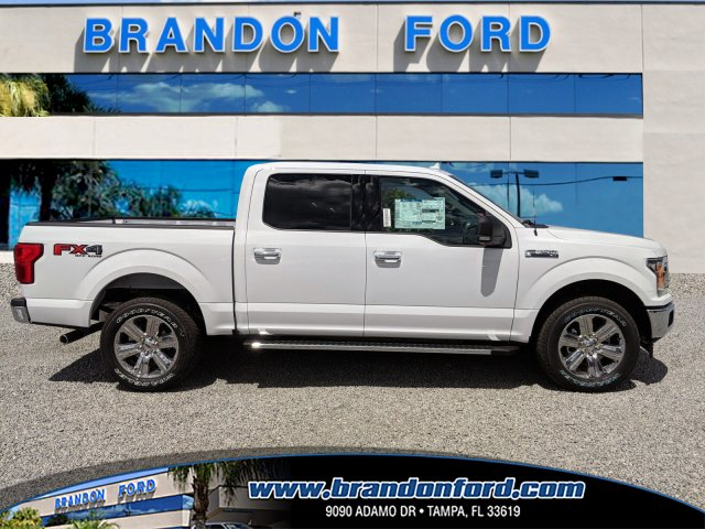 2018 F-150 SuperCrew Cab 4x4,  Pickup #J7308 - photo 1